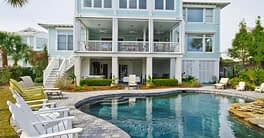 vacation home with swimming pool