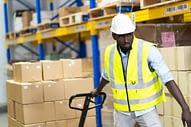 self storage worker