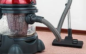 vacuum cleaning regularly